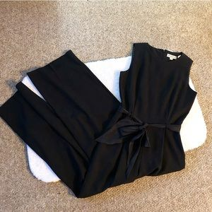 Ann Taylor Jumpsuit, Black | 2